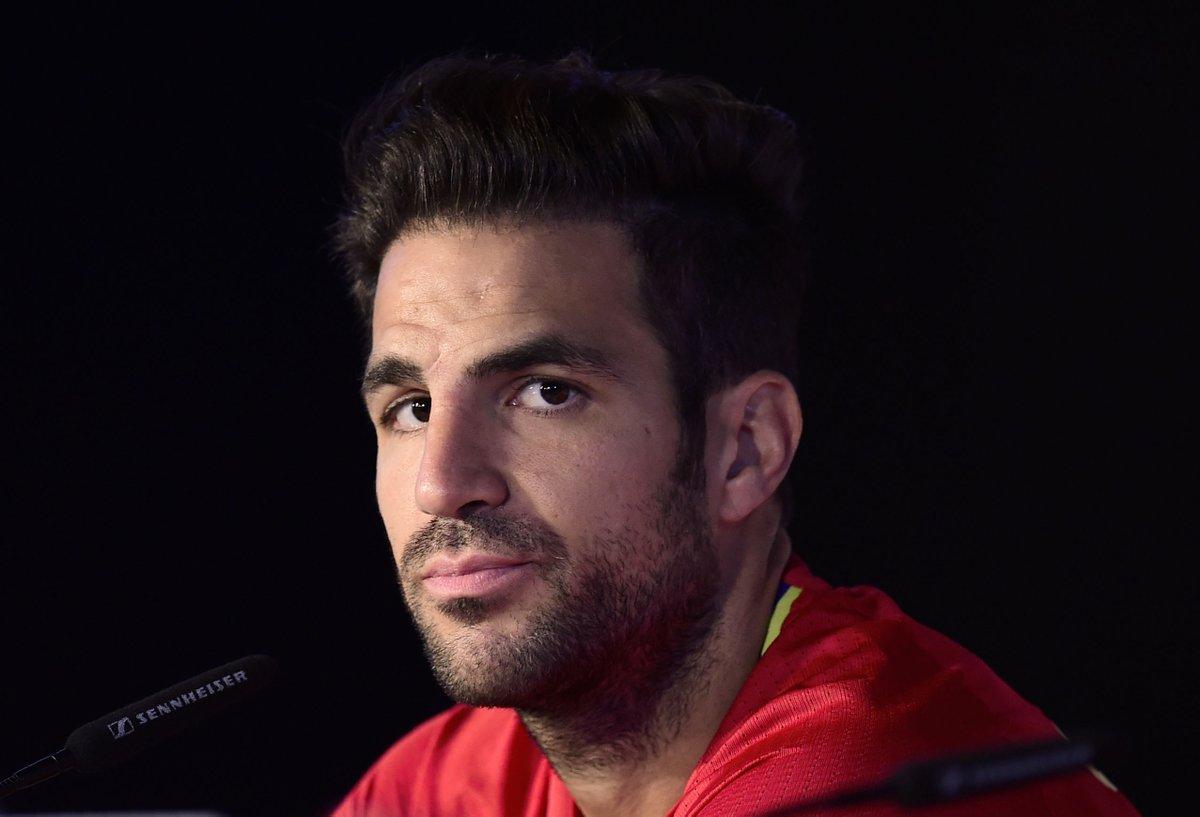 «Милан» желает арендовать Сеска Фабрегаса у«Челси»