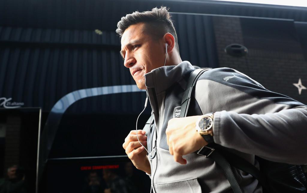 Алексис Санчес— приоритетная цель Челси налето