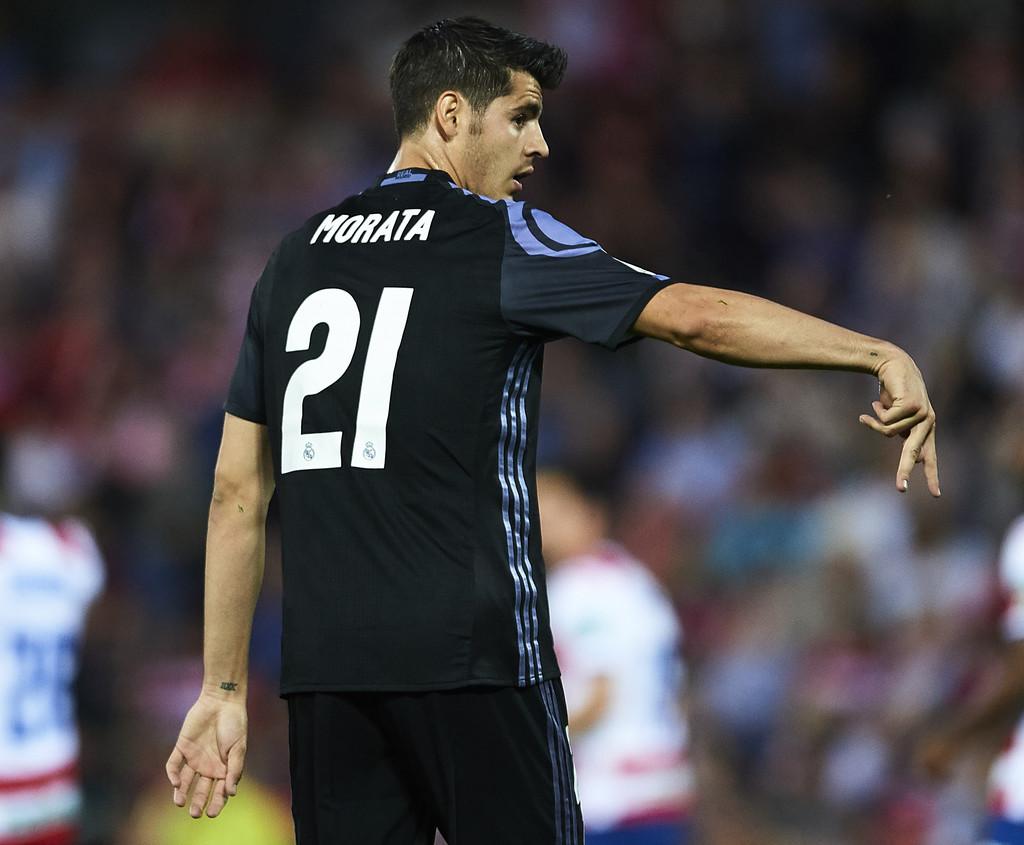 Форвард «Реала» мог получать в КНР 35 млн. евро
