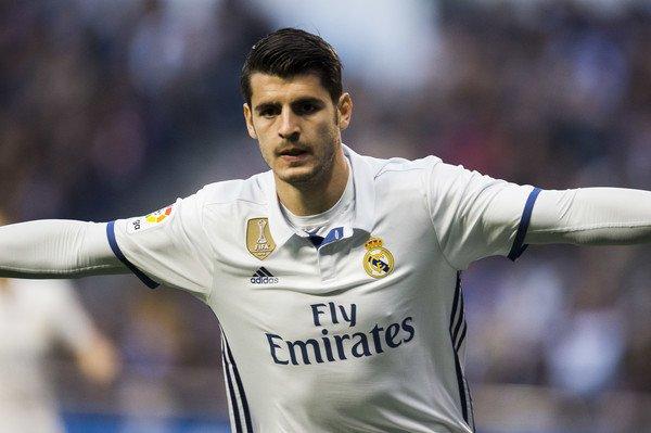 «Реал» готов отпустить Морату в«Челси» за70 млн фунтов