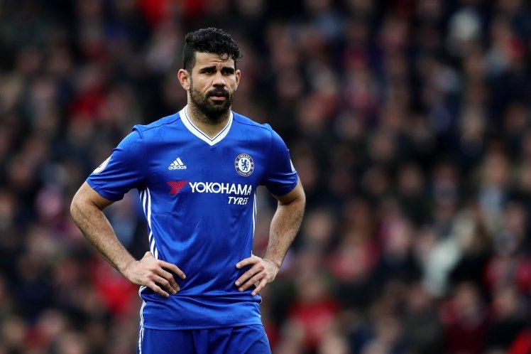 Нападающий «Челси» Диего Коста нагод отправится варенду в«Фенербахче»— Milliyet