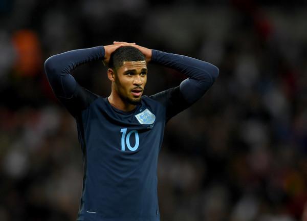 Лофтус-Чик назван лучшим игроком матча Англия – Германия