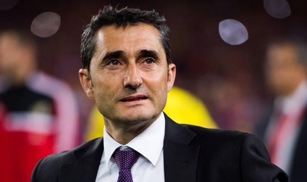 Вальверде: «Барселону» ожидают тяжёлые ияркие матчи с«Челси»