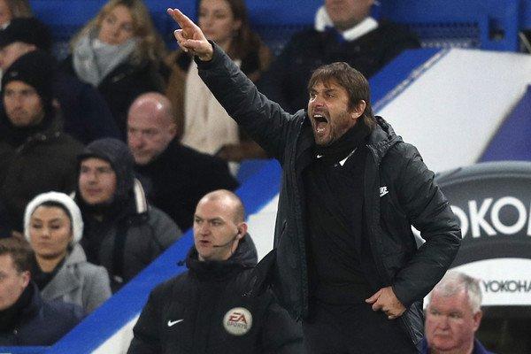 Конте: «Челси» может быть доволен своим выступлением исухой игрой