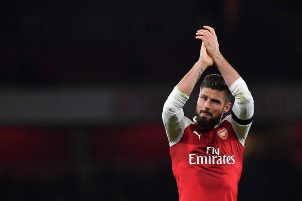«Арсенал» согласился отпустить Жиру вдругой лондонский клуб