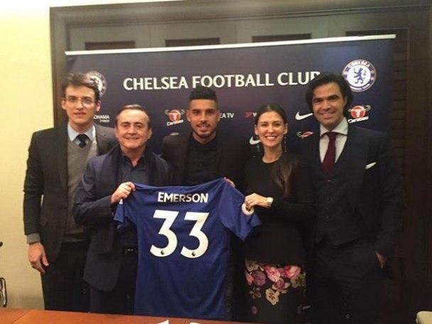 Эмерсон покинул расположение «Ромы» исегодня пройдет медосмотр для «Челси»