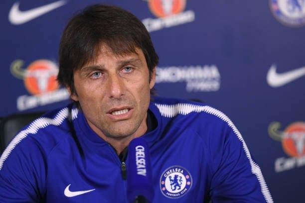 """Антонио Конте: «""""Челси"""" будет идальше сражаться заместо вЛиге чемпионов»"""