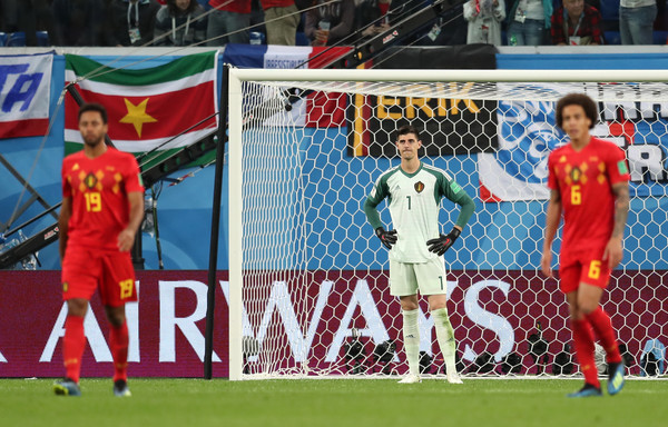 Тибо Куртуа раскритиковал французов за «анти-футбол»